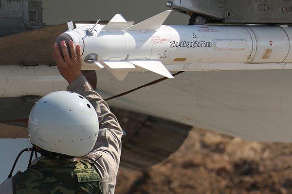 """Россия применила секретное оружие против """"ИГ"""""""