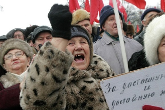 Не надейтесь: В «Единой России» открестились от планов смягчить пенсионную реформу