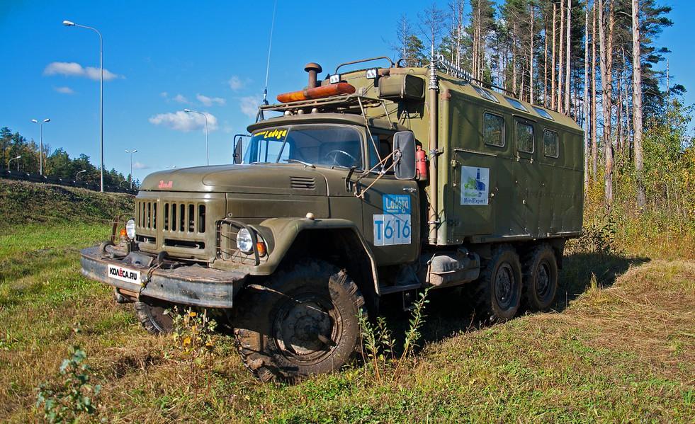 Про самый надежный грузовик в мире