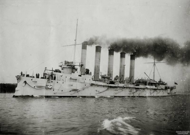 """О прорыве крейсеров """"Аскольд"""" и """"Новик"""" в бою 28 июля 1904 года. Ч. 2"""