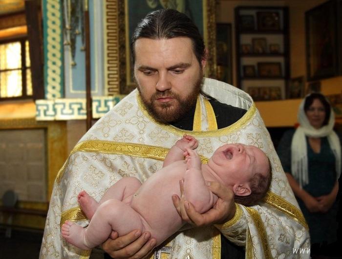 Что такое крещение и для чего мы крестимся?