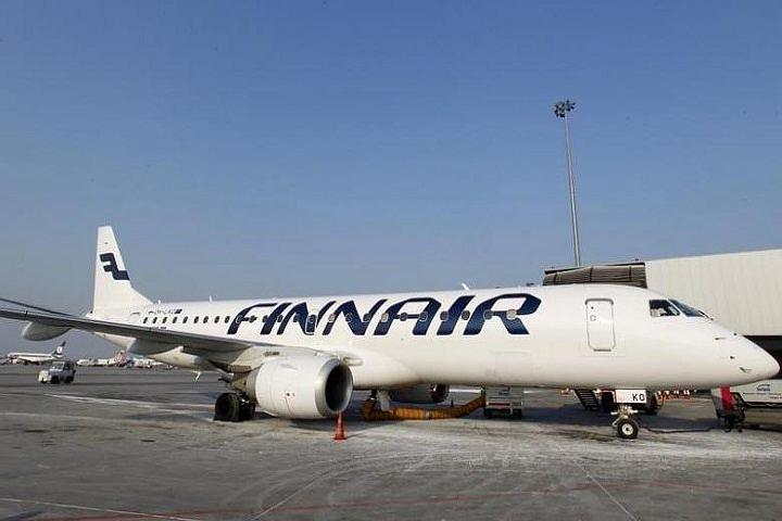 Молния ударила в самолет Finnair, летевший из Хельсинки в Бангкок