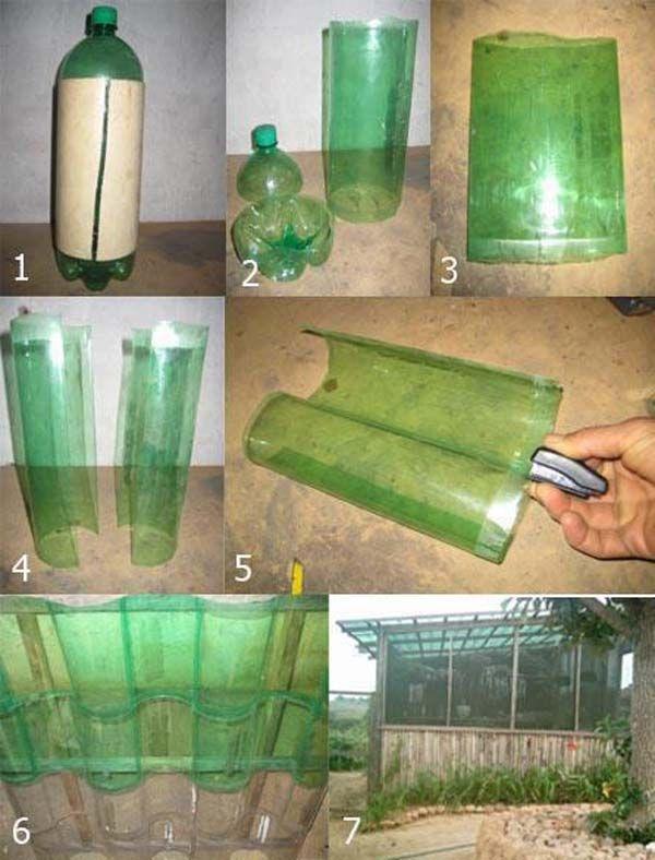 Как сделать почтовые ящиБеседка из пластиковой бутылКак
