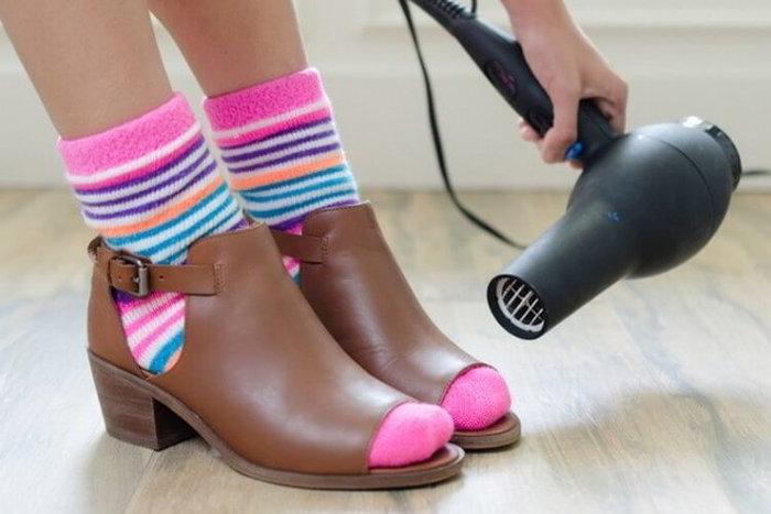 15 хитростей для удобного ношения обуви