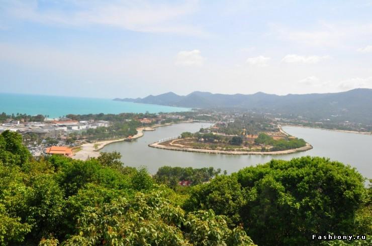 Райский остров Самуи, Таиланд