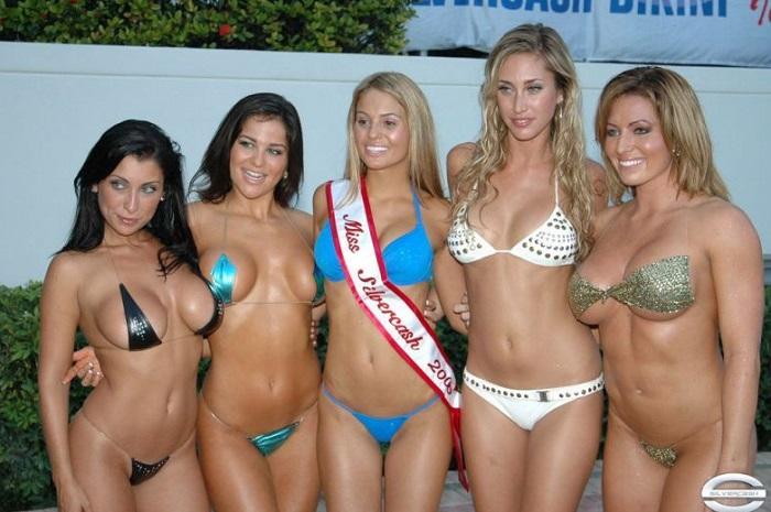 Конкурс «Мисс Бабушка Бразилии».