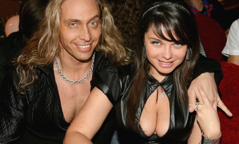 Скандальные фотки российских певиц 9 фотография
