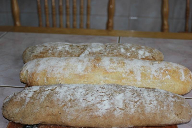 grey Как сделать чиабатту. Домашний вкусный хлеб