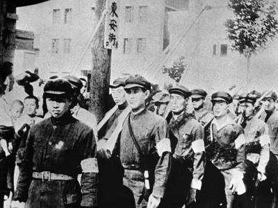 Самурайские республики и «отпускники» Сталина