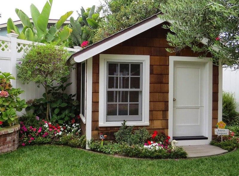 Идеи садового дизайна для вашей дачи