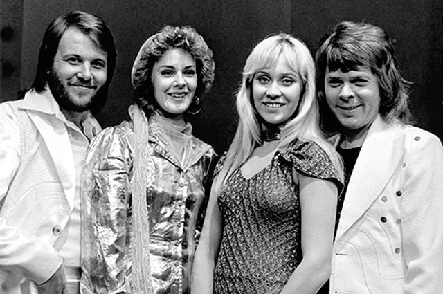 Группа «ABBA». Тогда и сейчас