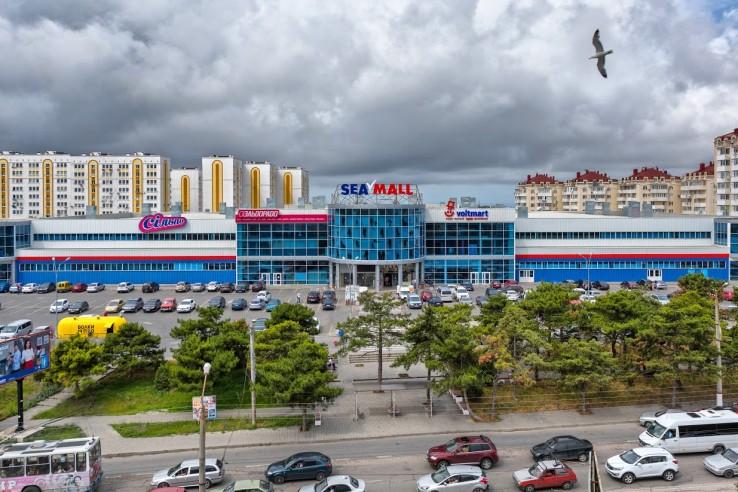 Торговый центр SeaMall в Сев…