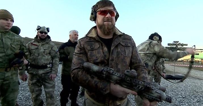 Спецназ из Чечни понес потер…