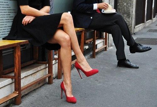 Метод экспресс-анализа человека на основе его внешности. Обувь.