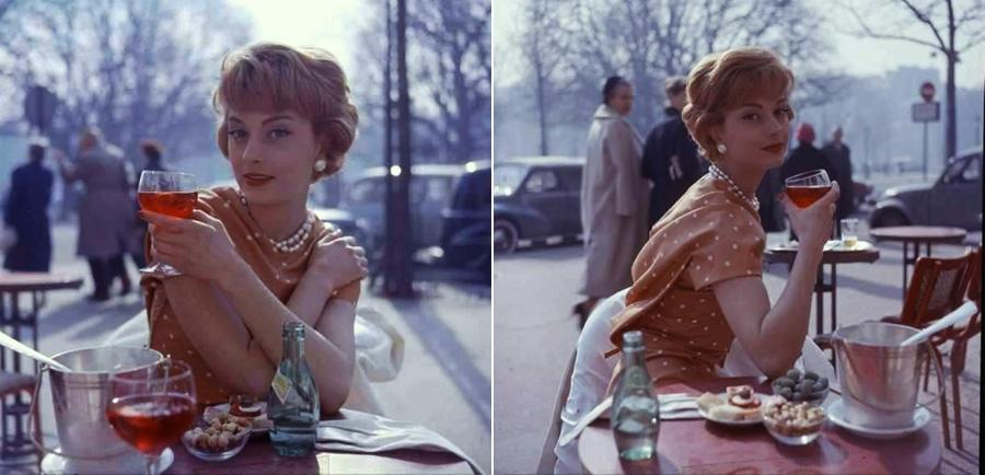Мари-Элен Арно, девушка Chanel