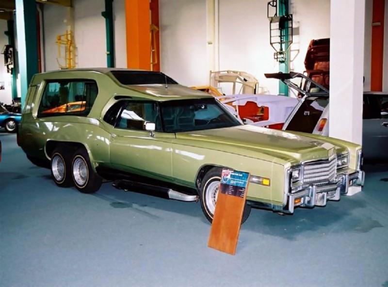 8. Cadillac TAG Function автомобили, концепт-кары, странности