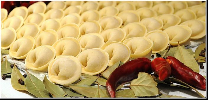Рецепт вкуснейшего теста для сибирских пельменей