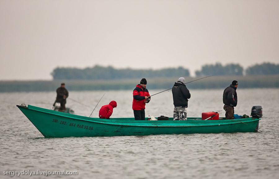 астраханский рыболовный туризм
