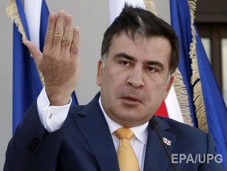 Саакашвили: Премьер-министр заврался