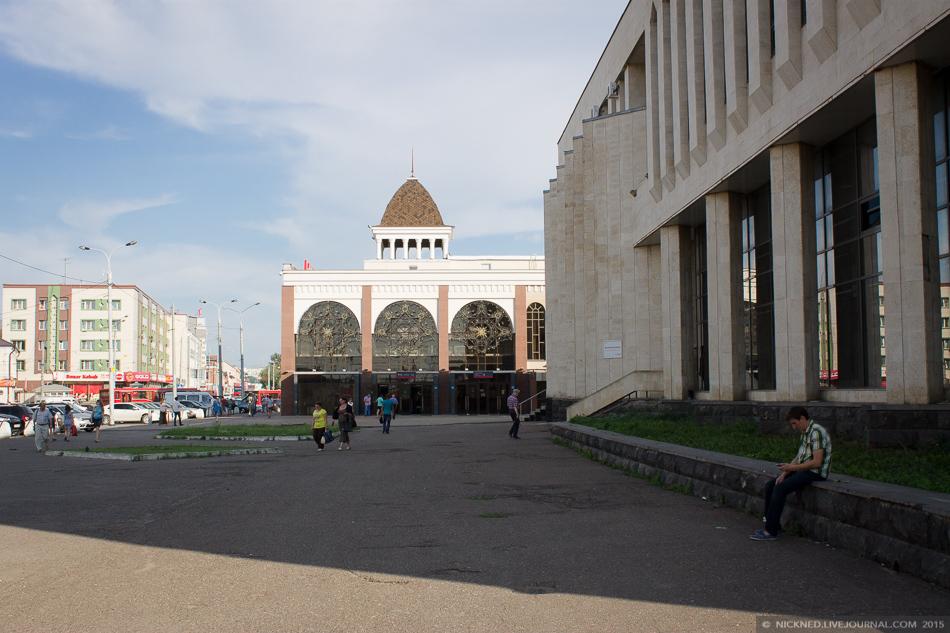 Люблю Россию! Самый благоустроенный город в РФ)
