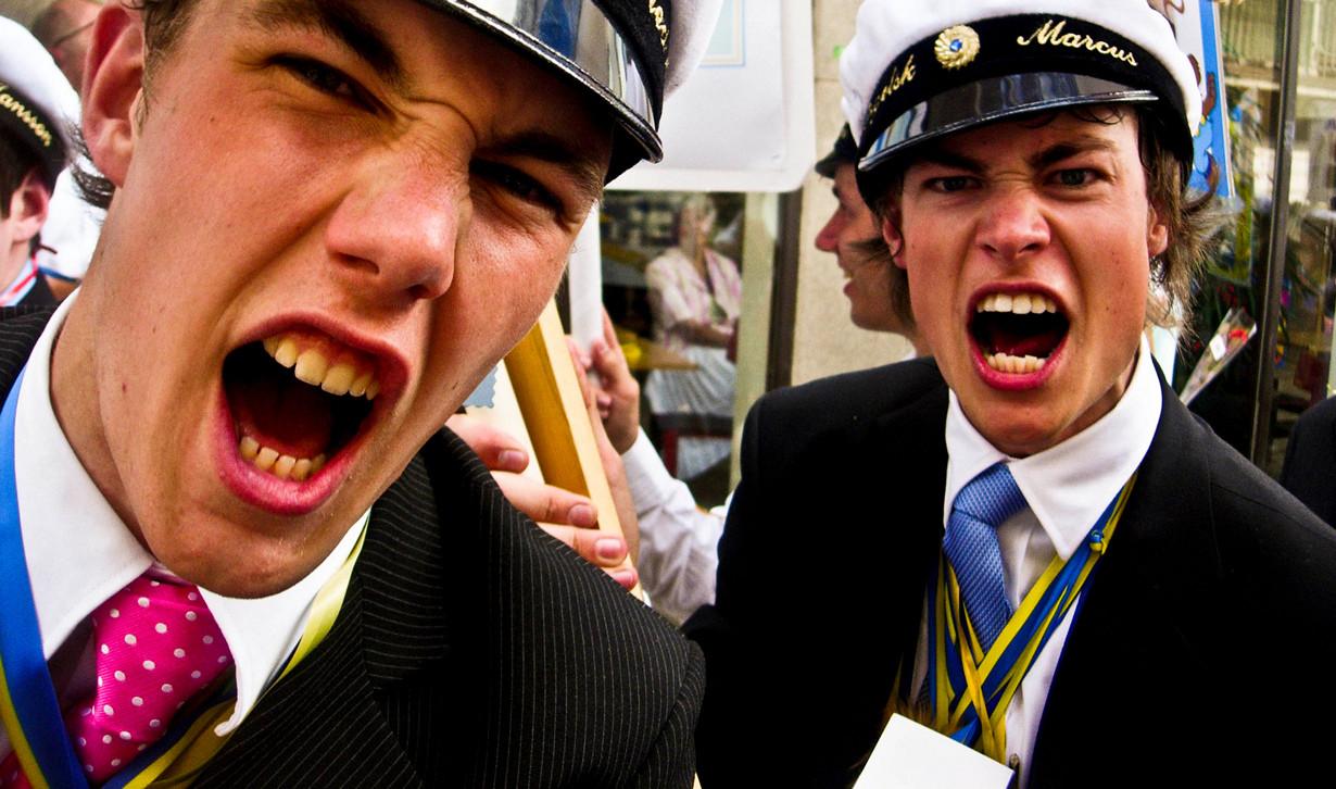 4. В Бразилии только 43% взрослого населения имеет законченное среднее образование. В Швеции — 87% факты, швеция