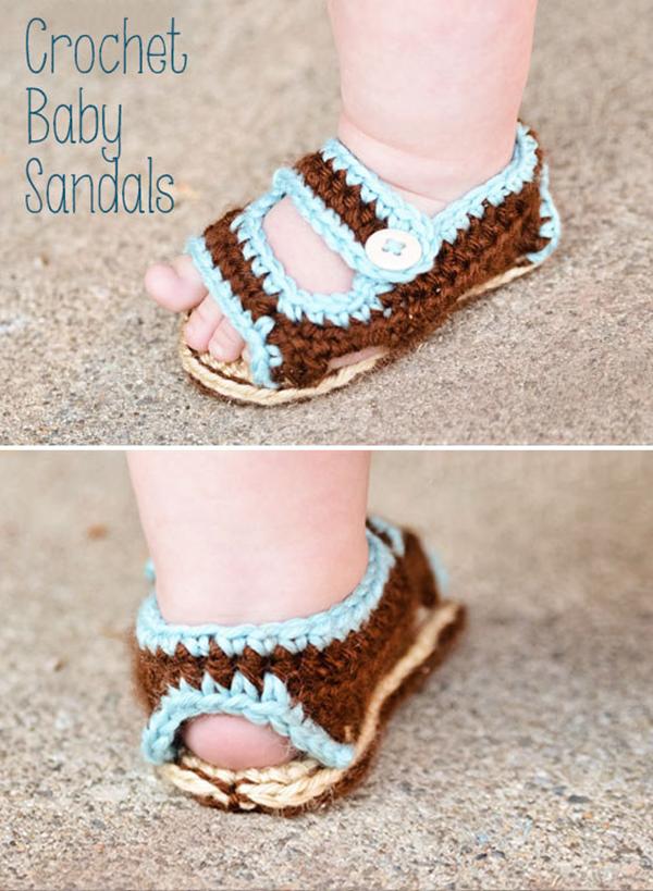 милые сандалии