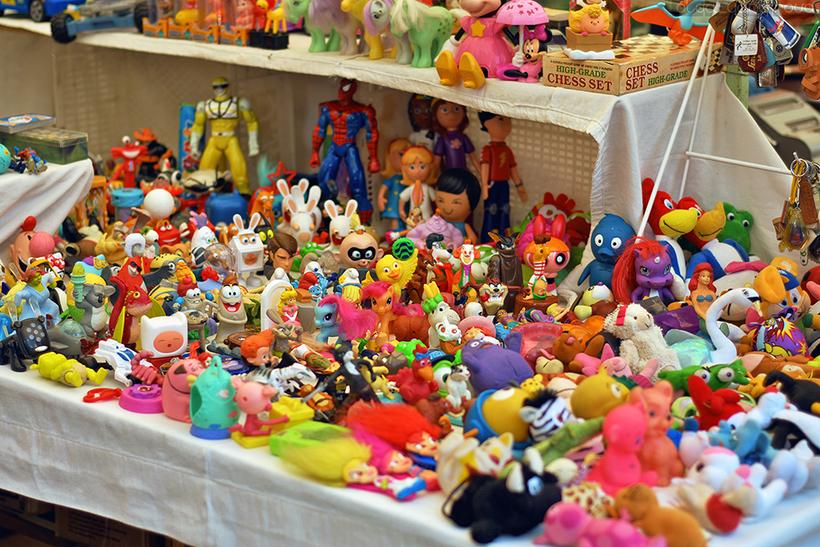 Блошиный рынок Бенедито Калисто в Сан-Паулу — Feira de Artes da Benedito Calixto