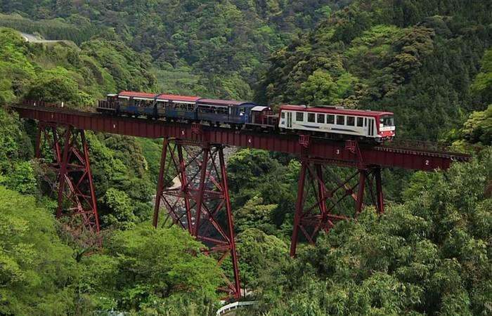 10 захватывающих и самых опасных в мире железнодорожных маршрутов