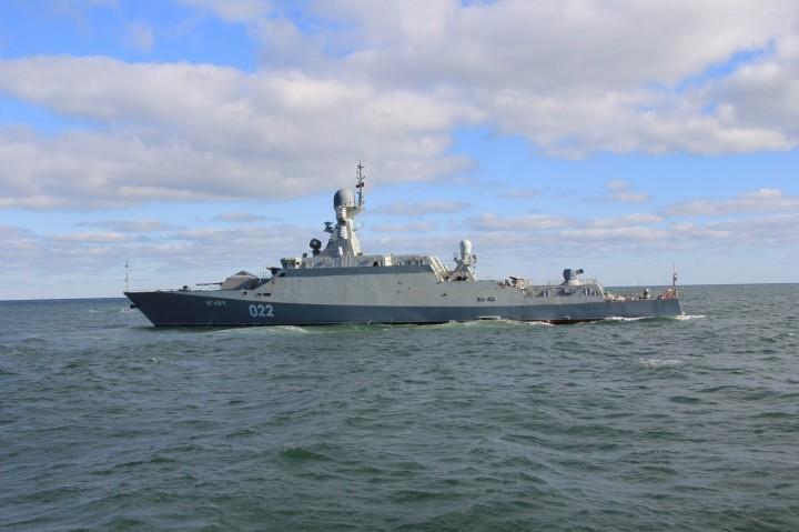 Морская тридцатьчетвёрка Шойгу стала сюрпризом для НАТО