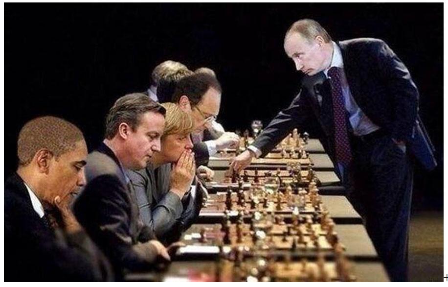 Путин сделал гениальный ход