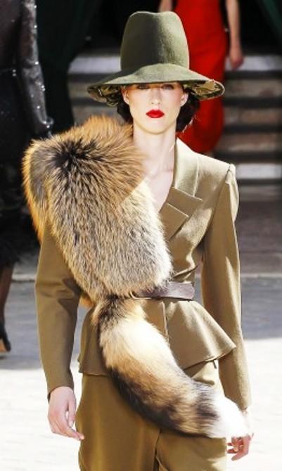Ульяна Сергиенко Haute Couture Осень-Зима 2017-2018 — ретро-шик и женственность