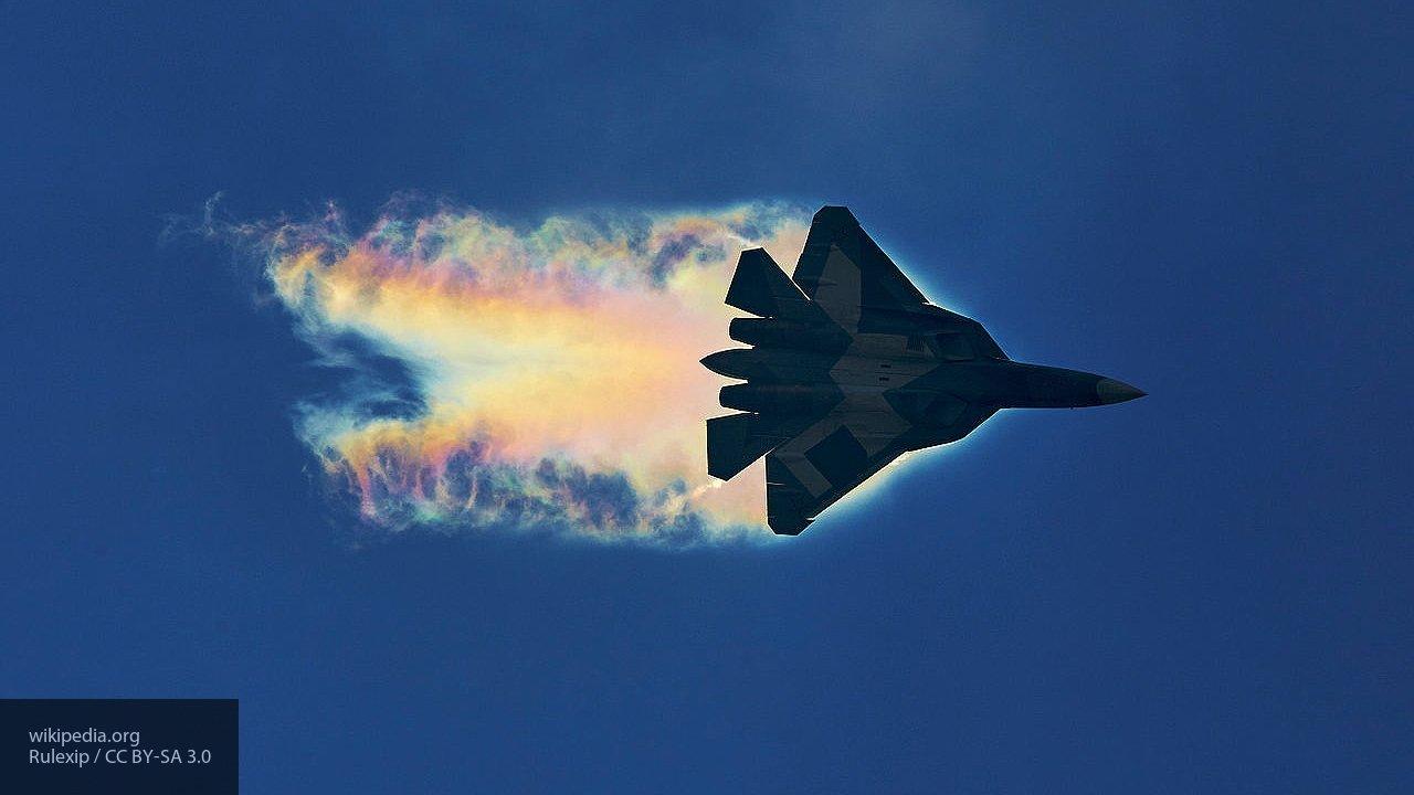 На Су-57 испытывают бортовые…