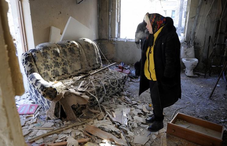 ТАСС: Власти провозглашенной ЛНР и Луганской области договорились о перемирии 18 и 19 января