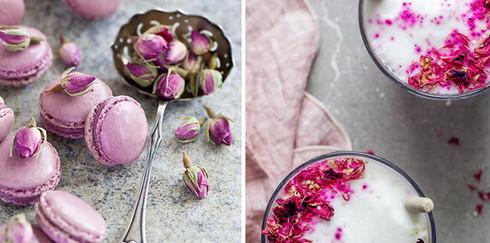 Розовый латте - новая полезная альтернатива утреннему кофе!