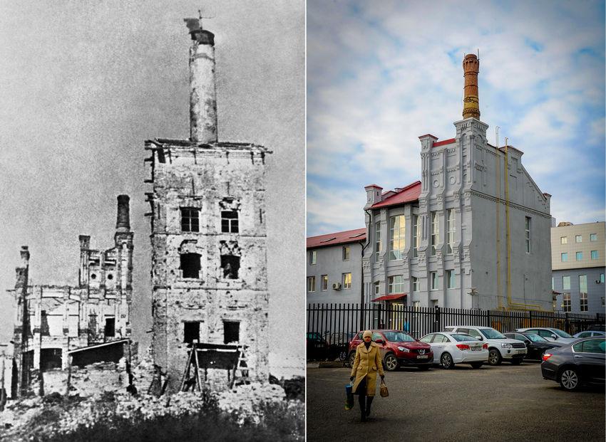 Города России - 70 лет спустя...