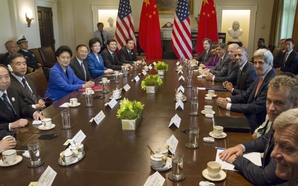 Очередные переговоры США и Китая завершились безрезультатно