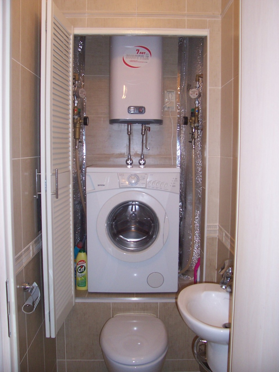 Ванна в хрущевке фото дизайн со стиральной машиной фото