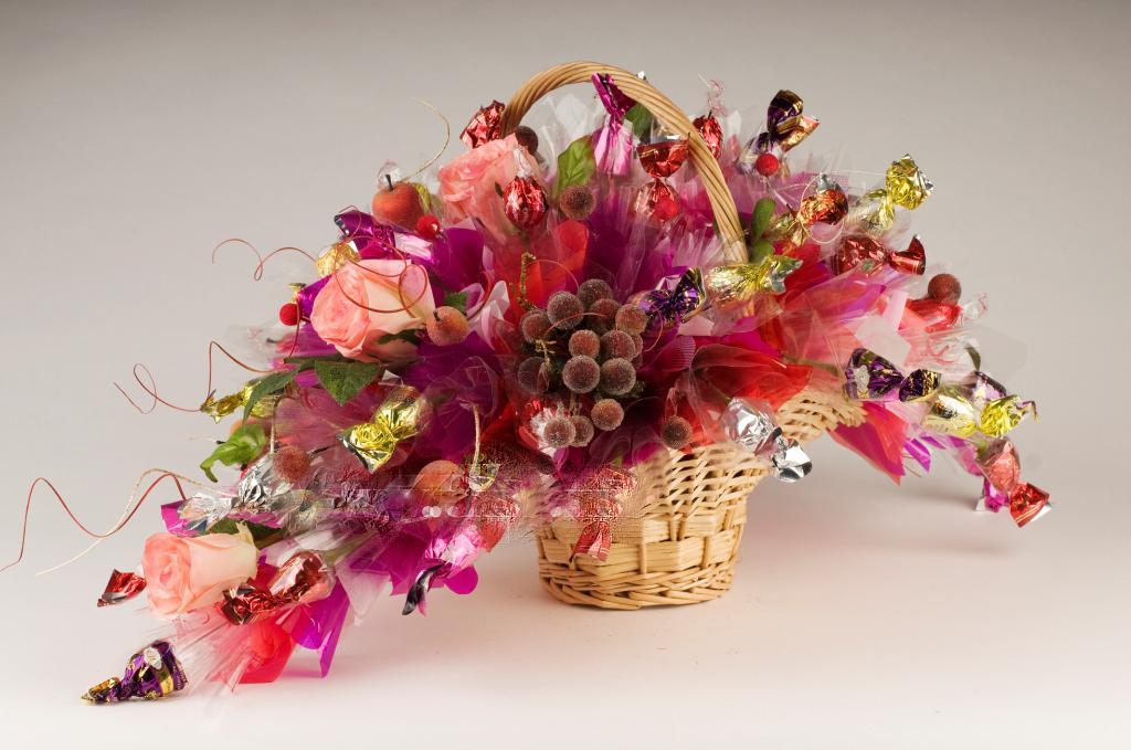 Букеты цветы оригинальные
