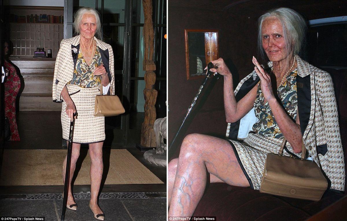 Чудеса современного грима. Поразительно, но на снимках одна и та же женщина!
