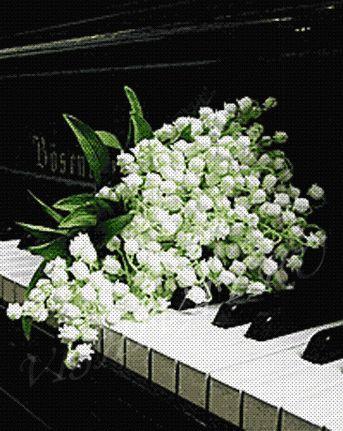 """Ищу схему """"Музыка весны""""."""