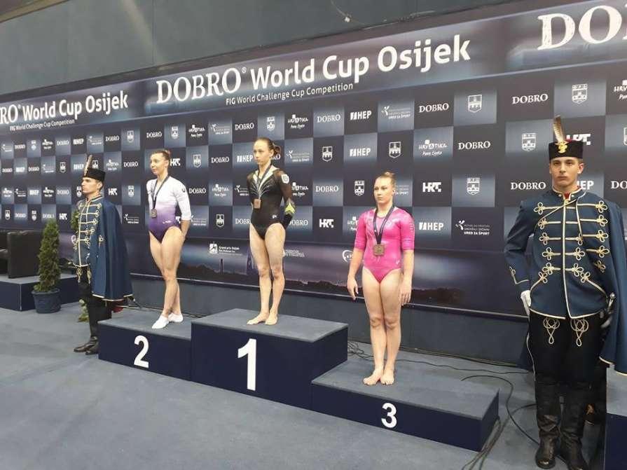17-летняя украинка завоевала…