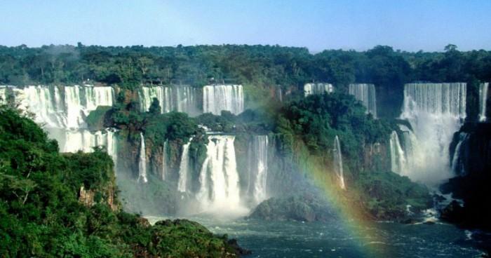 Водопады Игуасу — чудо природы!