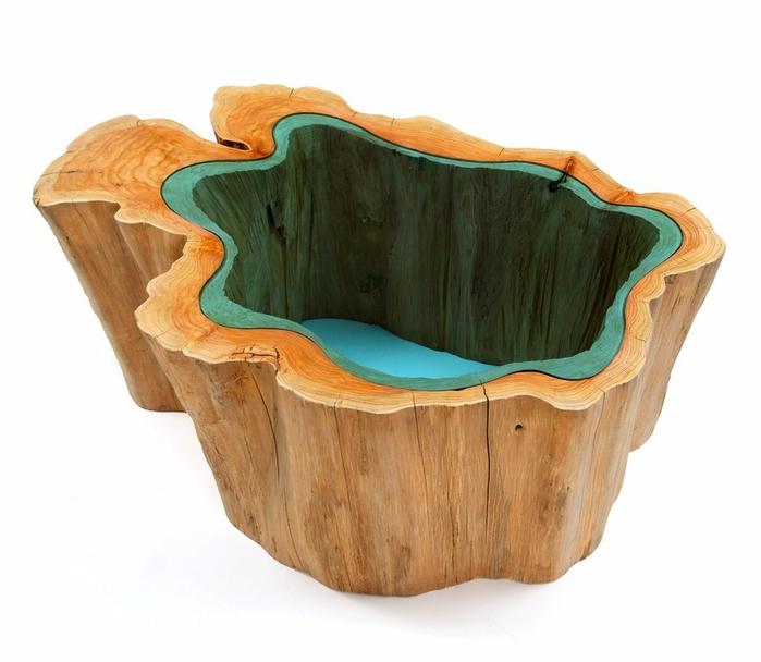 красивые деревянные столы Greg Klassen фото 6 (700x608, 272Kb)