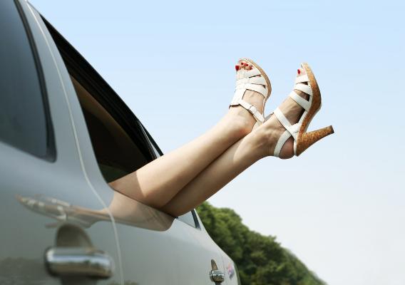 Как при варикозе перенести длительные переезды в автомобиле?