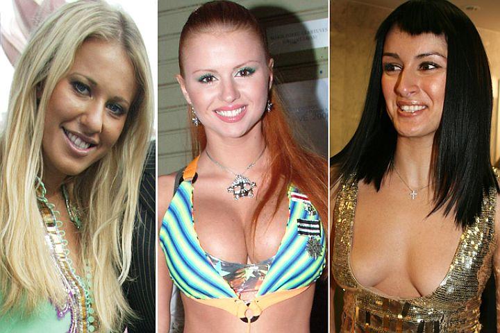 10 лет спустя- как  изменились российские звезды