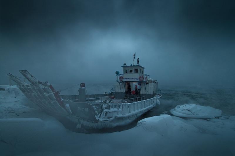 4. Байкальский треугольник. байкал, загадки, озеро