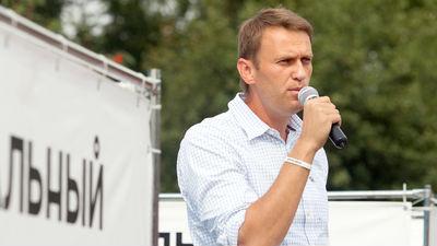 Алексей Навальный обошел Дми…