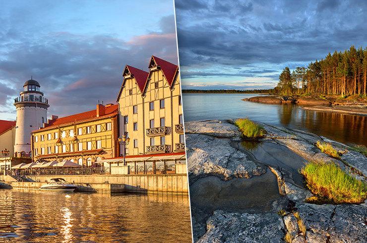 Дневник Жанны Бадоевой: 5 бюджетных и безумно красивых мест для отдыха в России