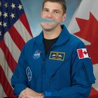 [FIXED] Canadian astronaut Jeremy R. Hansen.