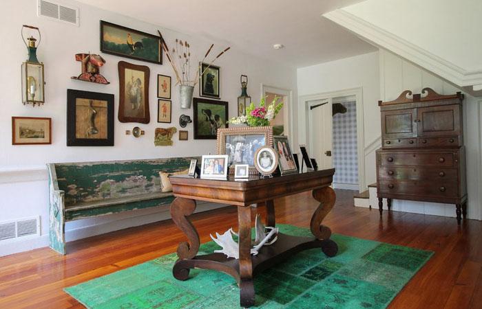 Реконструкция дома для семейной пары по мотивам романов Джейн Остин